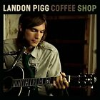 LANDON PIGG - Coffee Shop - CD - Ep - **BRAND NEW/STILL SEALED** - RARE
