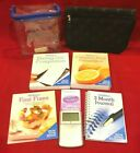 Weight Watchers Kit Calculator Dining Food Companion Journal Case +