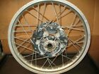 1973 CR250M REAR WHEEL HUB RIM HONDA ELSINORE CR 250 M 42610-357-305