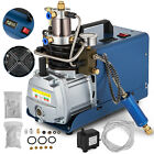 30MPa Air Compressor Pump 110V PCP Electric 4500PSI High Pressure System Rifle