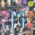 MICHAEL SCHENKER - Story Live - 2 CD - Import - **Mint Condition**