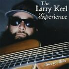 LARRY KEEL EXPERIENCE - Miles & Miles - CD - **BRAND NEW/STILL SEALED** - RARE