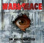 WAR & PEACE - Walls Have Eyes - CD - Import - **Excellent Condition**