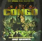 Congo Jerry Goldsmith Lmited Discontinued Special Collection CD F/S Fr JP(2942N)