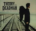 THEORY OF A DEADMAN - Nothing Could Come Between Us - CD - Single Import - *VG*