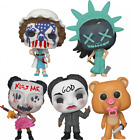 Funko Pop The Purge Vinyl Figures 18