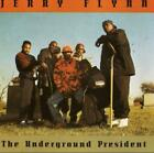 JERRY FLYNN - Underground President - CD - Explicit Lyrics - *NEW/STILL SEALED*