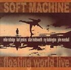SOFT MACHINE - Floating World Live - CD - **Mint Condition** - RARE