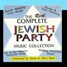 DAVID AND HIGH SPIRIT - Real Complete Jewish Party Collection, Vol 1 - CD - VG