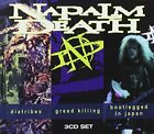 NAPALM DEATH - Diatribes/greed Killing... - CD - **BRAND NEW/STILL SEALED**
