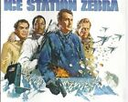 Ice Station Zebra - CD - Soundtrack - **Excellent Condition** - RARE