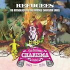 REFUGEES: A CHARISMA RECORDS - Refugees: Charisma Records Anthology 1969-1978 VG