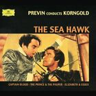 Korngold: Sea Hawk / Private Lives Of Elizabeth And Essex / Captain Blood / NEW