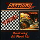 FASTWAY - Fastway - Fastway / All Fired Up - CD - Import Original Recording NEW