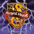 ROYAL HUNT - Land Of Broken Hearts - CD - **BRAND NEW/STILL SEALED**