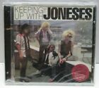 Keeping Up With The Joneses CD Re-Mastered Sealed Full Breach Kicks 2007 Scuffs