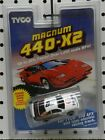 NASCAR HAVOLINE TEXACO 28 DAVEY ALLISON FORD T BIRD MAGNUM 440X2 TYCO SLOT CAR