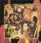 JAG - Fire In Temple - CD - **BRAND NEW/STILL SEALED**