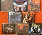 Artillery- Complete Studio Discography (8 CD Lot) Onslaught, Heathen, Realm