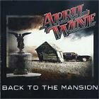 APRIL WINE - Back To Mansion - CD - Import - **Excellent Condition** - RARE