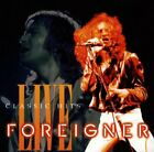 FOREIGNER - Foreigner: Classic Hits Live - CD - Live - **Excellent Condition**