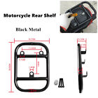 1X Motorcycle Universal Metal Solo Seat Rear Fender Luggage Rack Support Shelf
