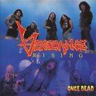 VENGEANCE RISING - Once Dead - CD - **Mint Condition**