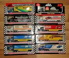 Matchbox 1989-93 SUPER STAR TRANSPORTERS SUNOCO, GOODWRENCH, HARDEE'S, PUREX ETC
