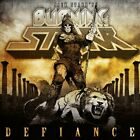 JACK STARR'S BURNING STARR - Defiance - CD - **Excellent Condition** - RARE