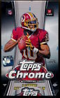 2012 Topps Chrome Football Factory Sealed HOBBY Box **Luck Russell Wilson RC?**