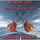 ALVIN LEE & TEN YEARS AFTER - Solid Rock - CD - Import - **Excellent Condition**