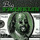 BIG FRANKLIN - Buy Ticket Take Ride - CD - **BRAND NEW/STILL SEALED**