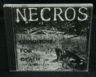 Necros Conquest for Death + EP's CD in EX Condition! Hardcore, Punk Rock