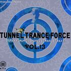 TUNNEL TRANCE FORCE 13 - V/A - 2 CD - IMPORT - **EXCELLENT CONDITION** - RARE