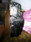 CHRISTMAS very SPECIAL GLASS TYPE shiny Anthracite Coal 42 3 4lb lump NE PA