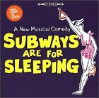 Subways Are For Sleeping (1962 Original Broadway Cast) - CD - Extra Tracks VG