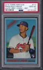 Francisco Lindor Rookie Cards and Key Prospect Guide 34
