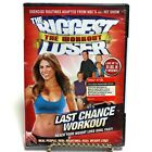 The Biggest Loser The Workout Exercise Routines DVD Video Movie NEW SEALED