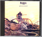 DEMON - Breakout CD ORG 1987 Clay Records 1st Press No Barcode