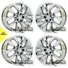 18 Infiniti QX60 JX35 PVD Chrome wheels rims Factory OEM set 4 73760