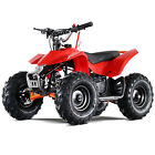 50CC Kids Mini ATV 4 Wheelers Offroad Speed Star High Power Big Size Off Road