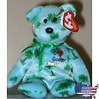 TY Beanie Baby - GUAM the Bear (I Love Guam - Exclusive), New, Free Ship
