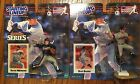 Starting Lineup SLU Bret Boone and Kevin Millwood  Two Figure LOT - Braves 2000