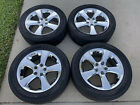 Set of 4 Lexus RX330 18x8 Chrome Wheels Rims Very Good Condition