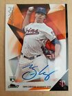 2015 Topps Finest Baseball Cards 52
