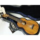 Ukulele Kamaka Hf 1 Soprano With Hard Case Period Actual Product