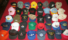 40!++ Snapback HAT & CAP LOT! #2 Sport / Military /Auto / Ball/ LOT MANY! Brands