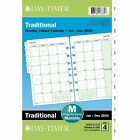 2020 Day Timer 5 1 2 x 8 1 2 Classic Two Page Per Month Refill 24385042