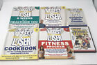 The Biggest Loser Lot Set of 5 Books 1 DVD Fitness Program Jillian Michaels