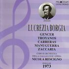 DONIZETTI - Lucrezia Borgia (dallas 1973) - CD - **Excellent Condition** - RARE